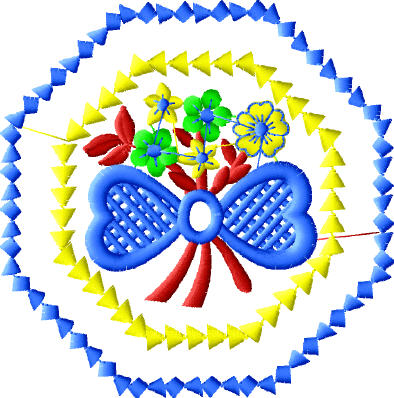 embroidery ornaments designs